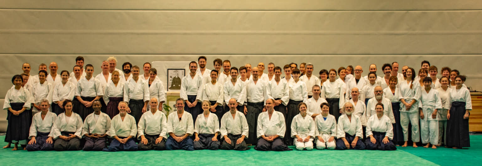 Gruppenbild Aikido-Sessions 2018
